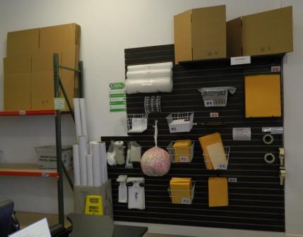 How to ship packages professionally?